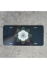 Magnolia License Plate