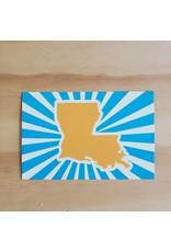 Louisiana Power Postcard