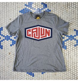 Cajun Logo Womens Relaxed Fit Tee