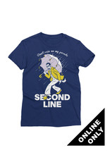 Second Line Womens Tee