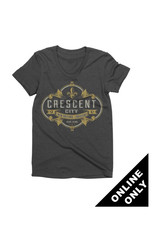 Vintage Crescent City Womens Tee