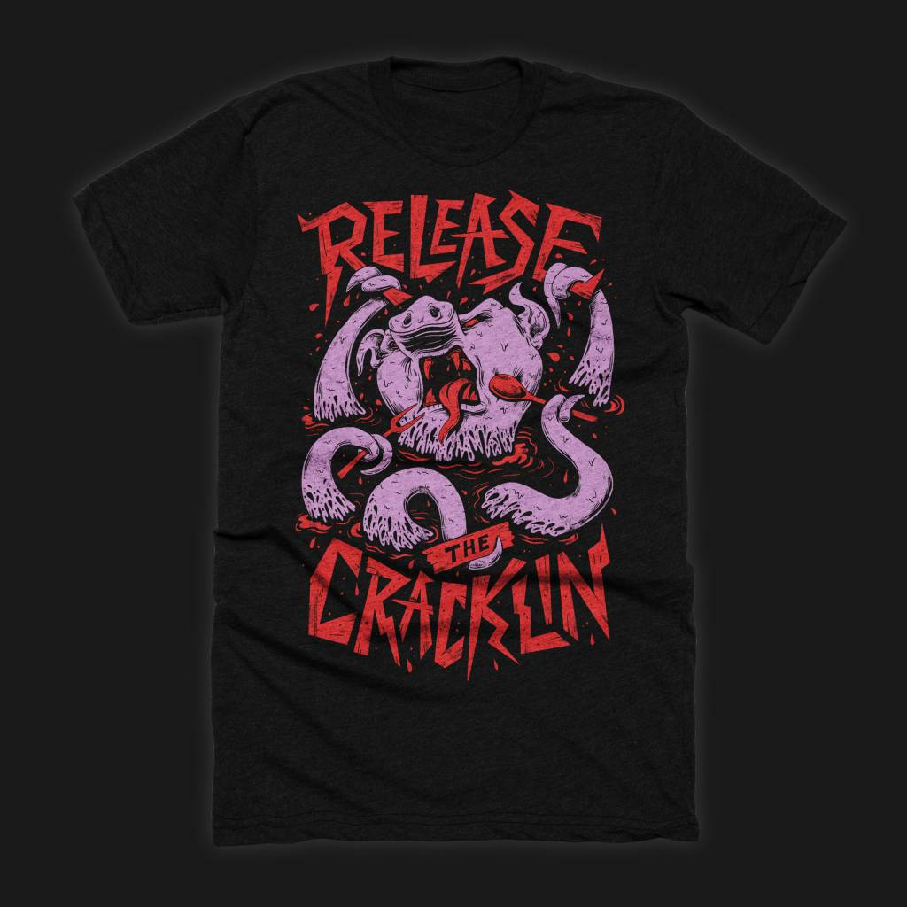 Release the Cracklin Mens Tee