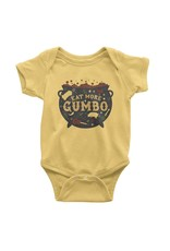 Eat More Gumbo Onesie
