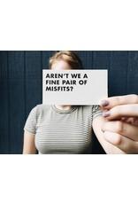 Fine Pair of Misfits Mini Card