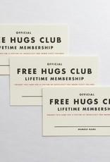 Membership: Free Hugs Mini Card