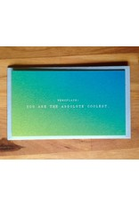 Newsflash: ABSOLUTE COOLEST Mini Card