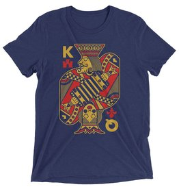 King Creole Cajun Queen Mens Tee