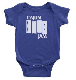 Cajun Jam Baby Onesie