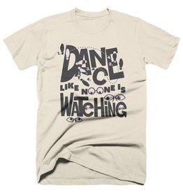 Dance Like No One Is Watching Mens Tee
