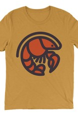 Crawfish Icon Mens Tee