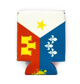 Acadiana Flag Koozie