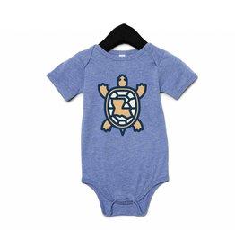 LA Turtle Baby Onesie