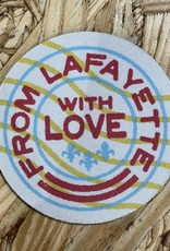 From Lafayette With Love Coaster