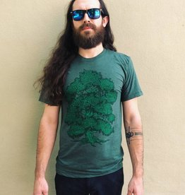 Oak Tree Mens Tee