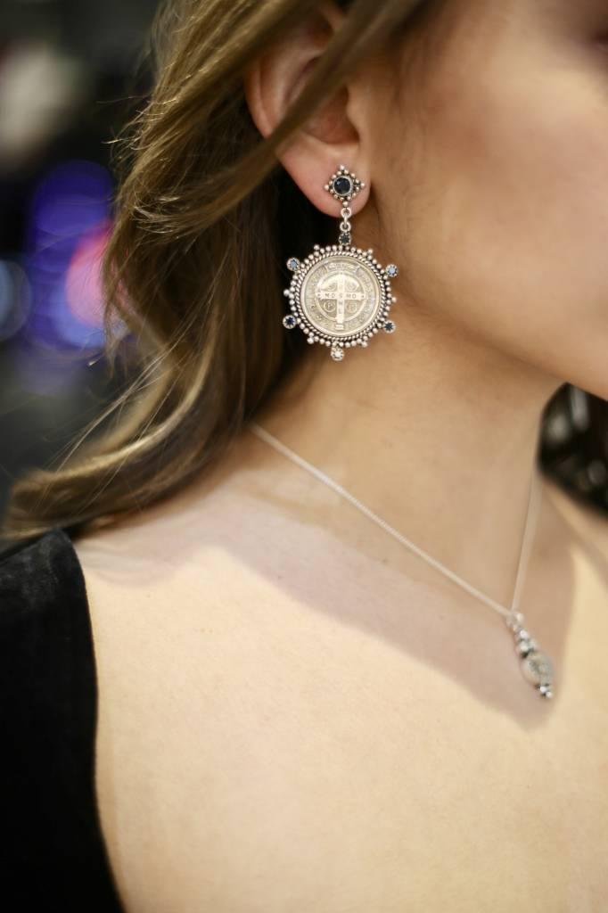Barbara San Benito Post Earrings