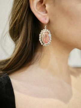 Bee Lieve Earrings-BS