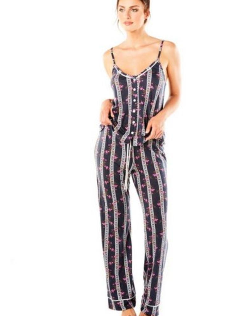 Cosabella Chayne Cami and Pant Pajama TWO PIECE SET - Cosabella