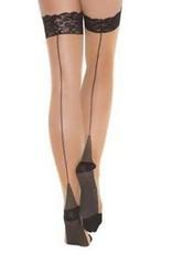 Cuban stocking Thigh High - EM One Size