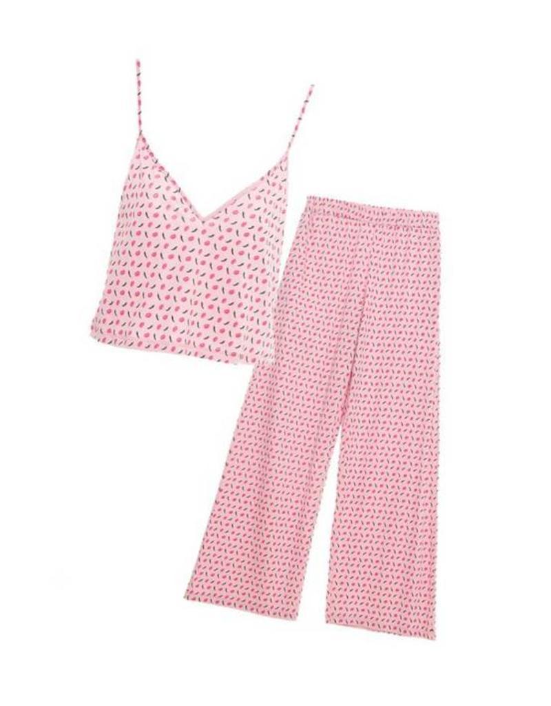 Cosabella Charming Cami and Pant PJ Set - Cosabella TWO PIECE SET