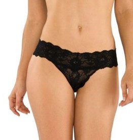 """Cosabella """"Bootie"""" Lace Thong - Cosabella - Never Say Never - one size """"cozie"""""""