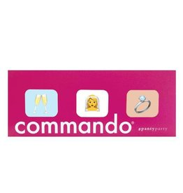 Commando Bridal Panty 3 Pack - Commando