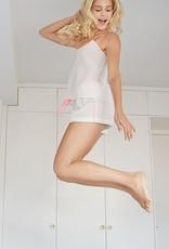 Alessandra Mackenzie Cotton Dot Shortie - Alesandra Mackenzie