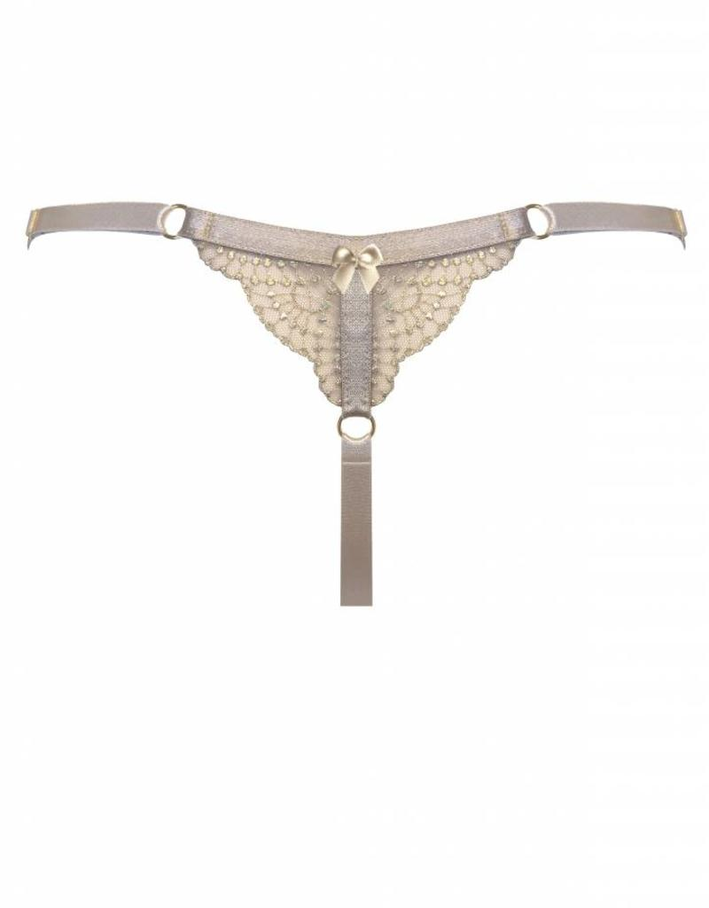 Bordelle Kizette Adjustable Strap thong - Bordelle