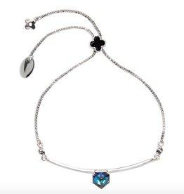 Clover Drawstring Cube bracelet - h2Z