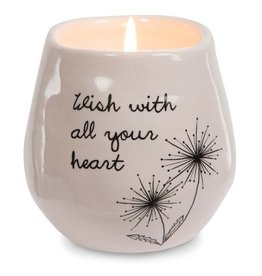 Wish with all your heart candle - pavilion