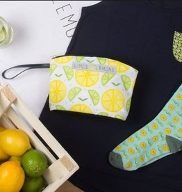 Lemon Lime Makeup Bag - Pavilion