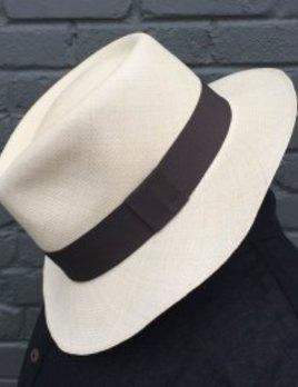 Panama Hats Fino Montecristi Blocked
