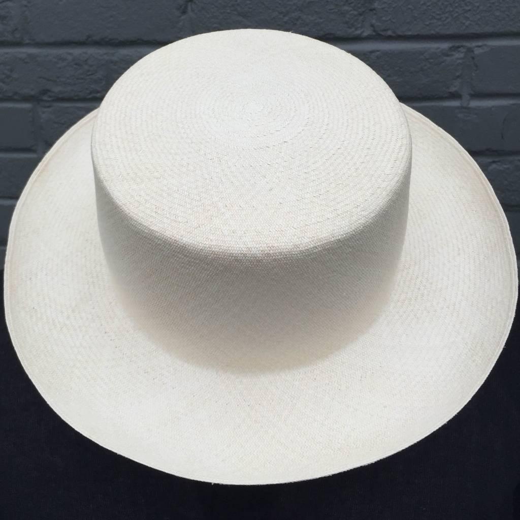 8fde59c26163e Panama Hats Fino Montecristi Unblocked - Scarlett Begonia