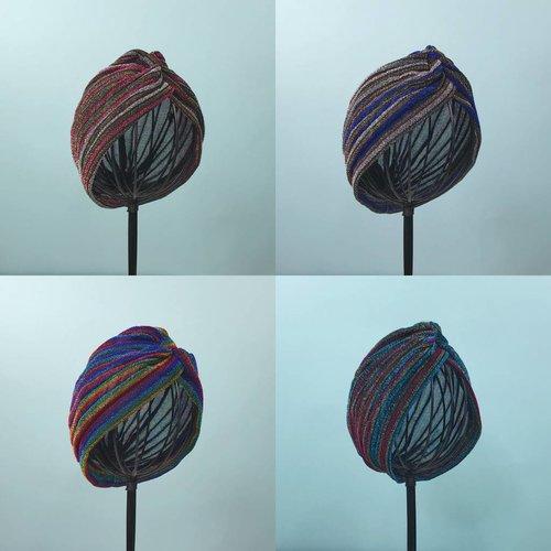 Turban - Multiple colors