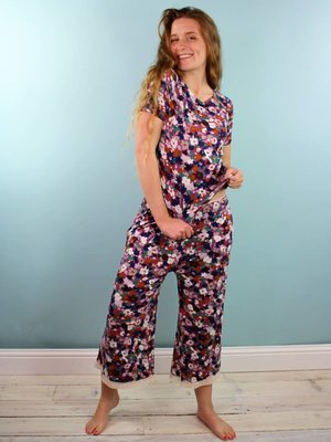 Sarah Bibb Hailey PJ Set - Viola