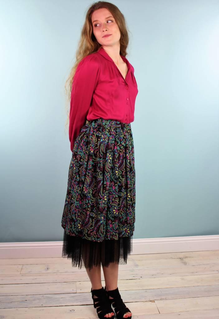 Sarah Bibb Mina Skirt - Agnes