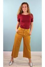 BackBeat Utility Pant - Golden Hemp
