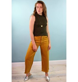 BackBeat Utility Pant - Golden Hemp