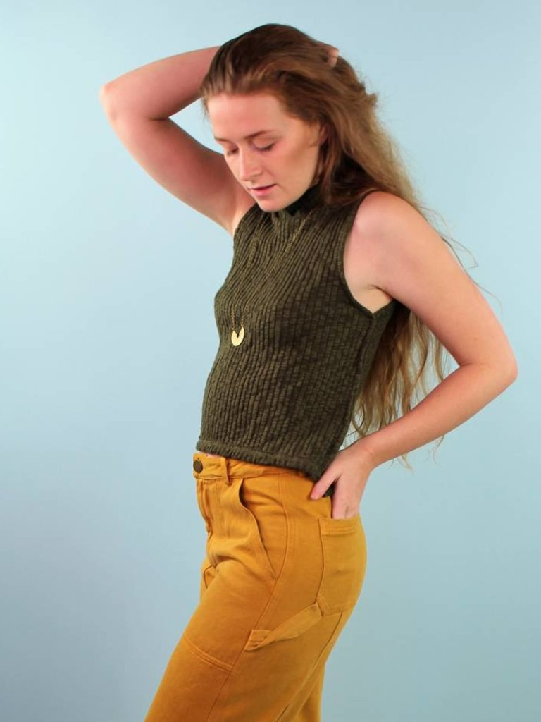 Whimsy Sama Top - Olive
