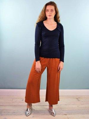 BackBeat Easy Pant - Rust