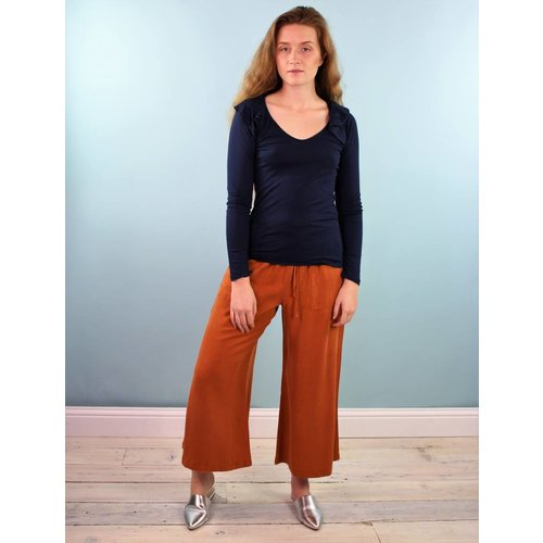 BackBeat Easy Pant - Rust