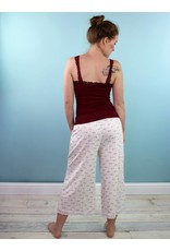 Sarah Bibb Hailey PJ Pants - Gentle Roses