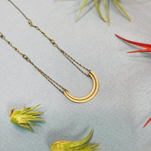 Amy Olson Arc Necklace