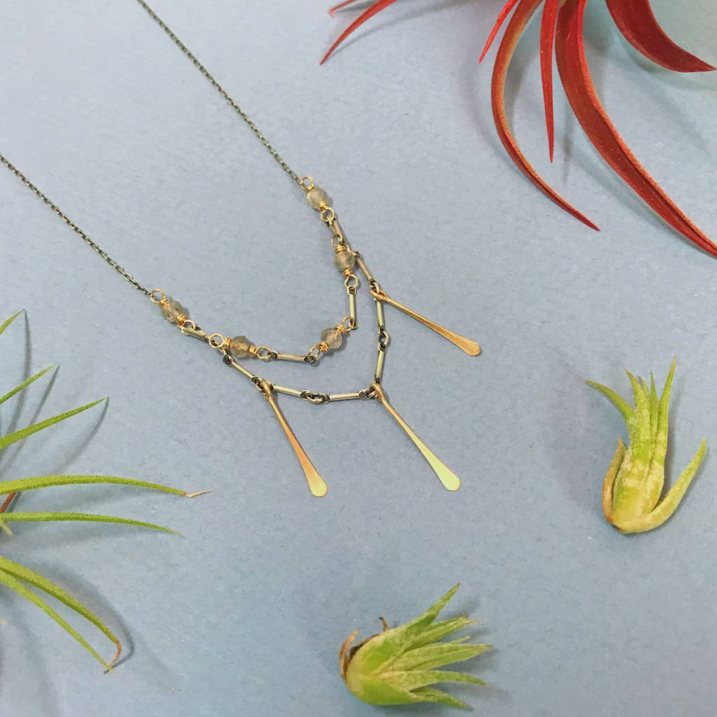 Amy Olson Maia Necklace - Lab