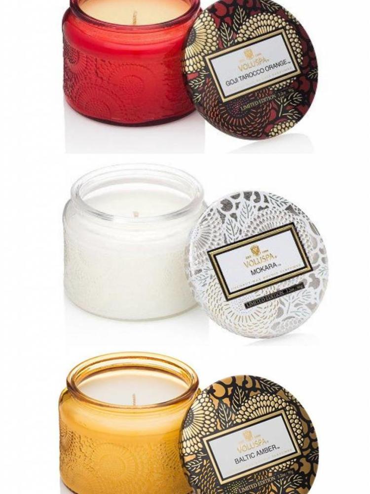 Petite Decorative Candle Multi Folly