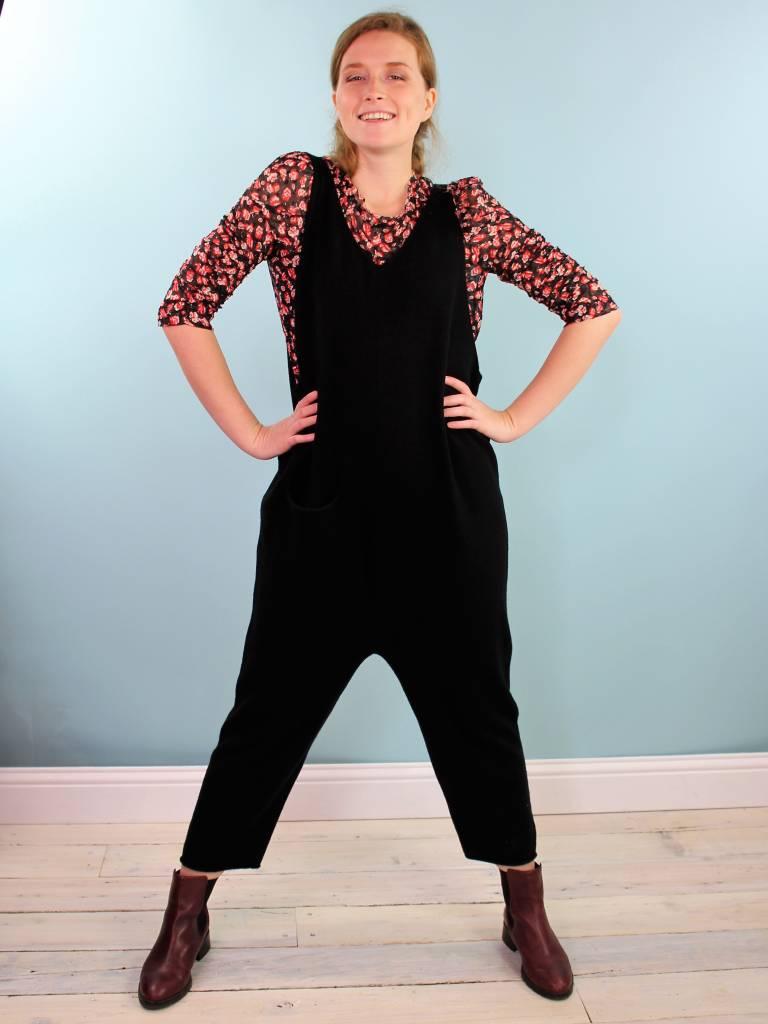 dra Mere Sweater Jumper - Black