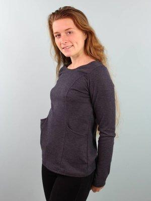 Sarah Bibb Mason Sweatshirt - Waffle