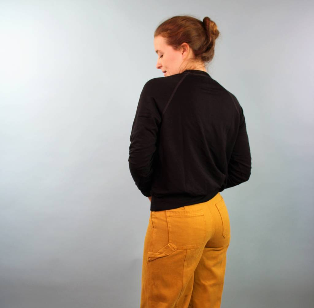 BackBeat Rowley Sweatshirt - Black