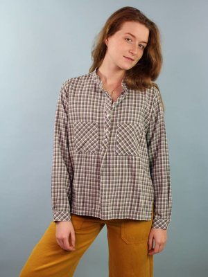 Cameo Brothers Flannel - Ivory