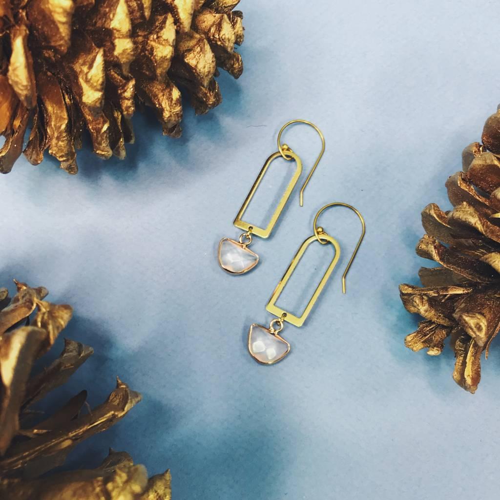 Nicole Weldon Orbi Earrings - Multiple Colors