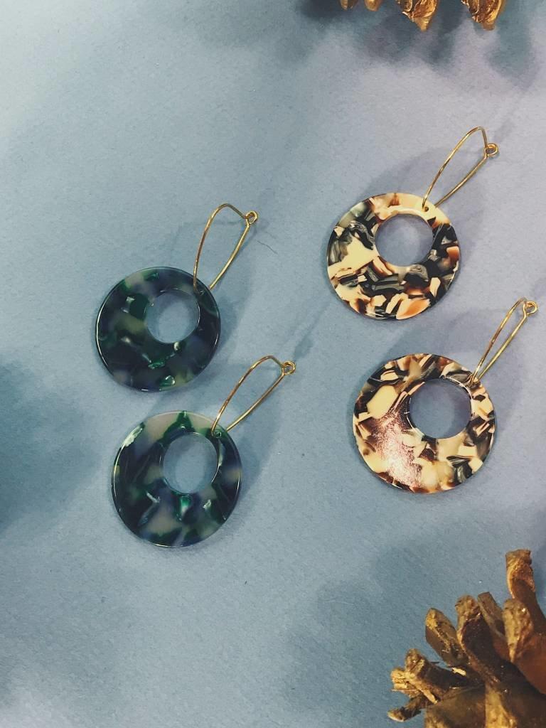 Nicole Weldon Mash Earring - Multiple Colors